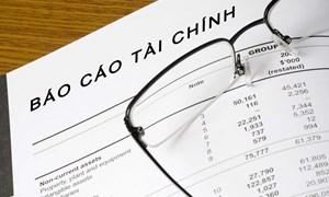 Một số vấn đề về lập báo cáo tài chính tại các đơn vị hành chính sự nghiệp