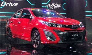 Người Việt ngày càng chuộng xe nhỏ