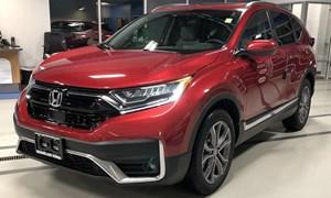 Rộ tin đồn Honda CR-V 2020 lắp ráp tại Việt Nam, tăng sức áp đảo Mazda CX-5