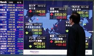 Trung Quốc hạ lãi suất cơ bản, chứng khoán Nhật Bản dẫn sóng