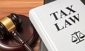 Bổ sung quy định về trách nhiệm của các bộ, ngành trong quản lý thuế