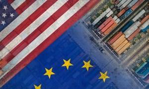 Chờ đợi đàm phán thương mại Mỹ - EU