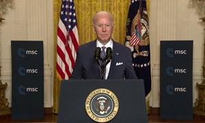 Tổng thống Joe Biden kêu gọi EU hợp tác trong
