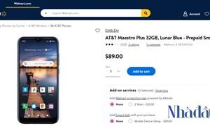 Smartphone của VinSmart chính thức lên kệ tại Mỹ