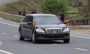 Siêu xe của Chủ tịch Kim Jong Un sử dụng tại Việt Nam đắt thế nào?