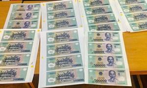 Ngăn chặn tội phạm làm tiền giả
