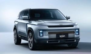 Hãng xe Trung Quốc Geely mở bán SUV Icon đẹp như Volvo, bảo vệ người dùng khỏi virus, giá rẻ bèo từ 16.500 USD