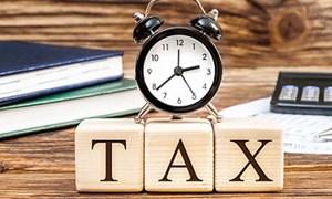 Hỗ trợ về thuế, tiền thuế đất, phí, lệ phí cho doanh nghiệp, hộ cá nhân kinh doanh