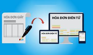 Chuyển đổi hóa đơn điện tử thành hóa đơn giấy khi nào?