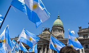 Nguy cơ lớn đối với kinh tế Argentina