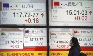 Cổ phiếu ở châu Á lao dốc sau ngày tồi tệ nhất của Phố Wall kể từ 1987