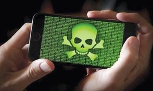 Mã độc tấn công thiết bị di động tăng gấp đôi trong năm 2018