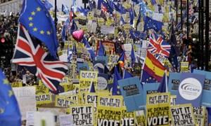 Vấn đề Brexit: Khi phương hướng lung lay