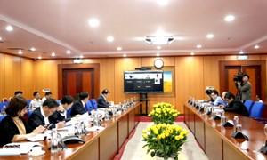 Bộ Tài chính chủ động, tích cực trao đổi thông tin với tổ chức xếp hạng tín nhiệm