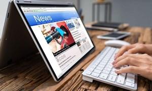 Bố trí quảng cáo lẫn vào nội dung bài báo điện tử có thể bị phạt đến 15 triệu đồng