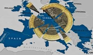 Kinh tế Eurozone tiềm ẩn nguy cơ suy thoái
