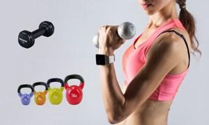 Những dụng cụ tập thể dục tại nhà tiện lợi, giá rẻ