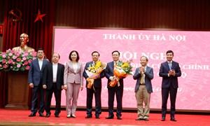 Dấu ấn của Bộ trưởng Đinh Tiến Dũng trong lãnh đạo ngành Tài chính hoàn thành xuất sắc nhiệm vụ được giao