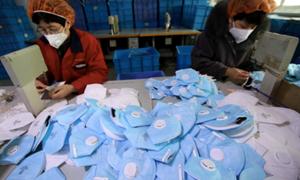 Trung Quốc xuất khẩu gần 4 tỷ chiếc khẩu trang ra thế giới
