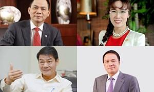 Việt Nam có 4 tỷ phú lọt top tỷ phú thế giới 2020 của Forbes
