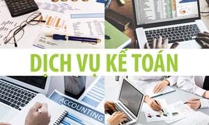 Phát triển dịch vụ kế toán Việt Nam theo cam kết hội nhập quốc tế