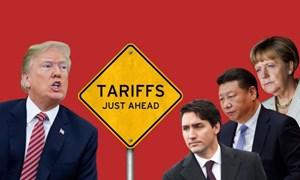 Dọa đánh thuế EU, ông Trump phát đi thông điệp đáng sợ với thế giới: Chiến tranh Thương mại chưa kết thúc