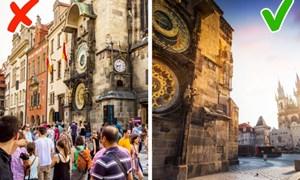 10 sai lầm dễ mắc phải khi đi du lịch