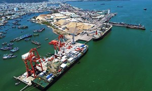 Chuyển giao 75% vốn Cảng Quy Nhơn ngay trong tháng 4/2019