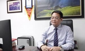 Ông Nguyễn Việt Hùng – Phó cục trưởng Cục Tin học và Thống kê Tài chính