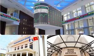 VNX nắm giữ 100% vốn điều lệ tại HNX và HOSE