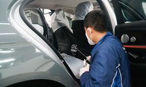 Bí quyết giữ khoang lái các dòng xe đắt tiền sạch sẽ, trong lành mà luôn như mới