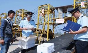 Doanh nghiệp bị đình chỉ ưu tiên quá cảnh hàng hóa qua Hệ thống quá cảnh Hải quan ASEAN khi nào?