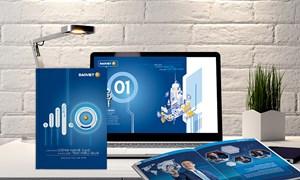 Tập đoàn Bảo Việt ra mắt Báo cáo thường niên 4.0 trên nền tảng số hóa