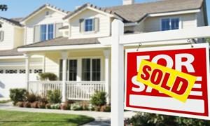 Tốc độ bán nhà đạt mức kỷ lục khi nhu cầu tăng cao