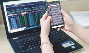 Hàng loạt cổ phiếu lớn bứt phá, Vn-Index tăng vọt 22 điểm