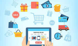 Kinh doanh điện tử và thương mại điện tử