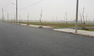 Tiền Hải - Thái Bình: Dân khó mua dự án phân lô bán nền vì giá cao