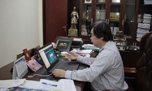 Giáo dục nghề nghiệp trực tuyến, kịp thời thích ứng với Covid-19