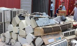 Cấm nhập khẩu máy móc, thiết bị đã qua sử dụng trong 02 trường hợp