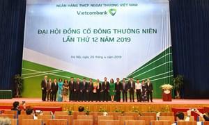 Vietcombank tổ chức thành công Đại hội đồng cổ đông thường niên lần thứ 12
