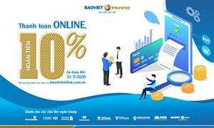 Bảo hiểm Bảo Việt triển khai quyền lợi ưu đãi dành riêng cho chủ thẻ ngân hàng