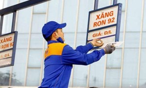 Chi mạnh Quỹ Bình ổn giá, giá xăng, dầu chỉ tăng nhẹ