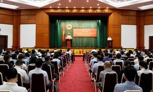 Quán triệt, tuyên truyền Nghị quyết Đại hội XIII của Đảng cho hơn 600đảng viên Đảng bộ Bộ Tài chính