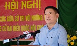 Bộ trưởng Hồ Đức Phớc: Tập trung hoàn thiện thể chế, thu hút các nguồn lực cho phát triển