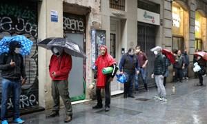 Lãnh đòn đau từ đại dịch, kinh tế châu Âu sụt giảm 7,5% trong năm 2020