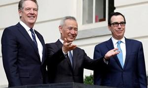 Thỏa thuận thương mại Mỹ - Trung tiến tới giai đoạn quan trọng trong đại dịch COVID-19