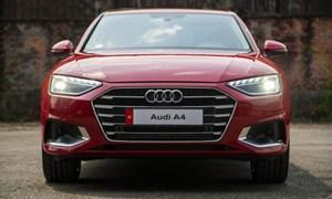 Những điểm mới đáng chú ý trên Audi A4 vừa ra mắt tại Việt Nam
