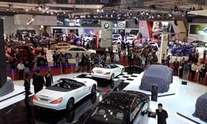 Thị trường xe hơi Việt Nam vẫn phát triển nhanh nhất trong khu vực
