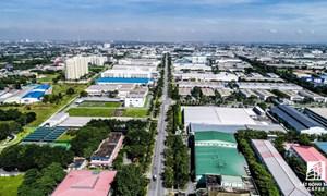 Xu hướng dịch chuyển nhà máy từ Trung Quốc sang Việt Nam khiến thị trường bất động sản công nghiệp