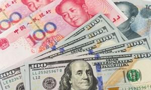 Căng thẳng chiến tranh thương mại, Trung Quốc phá giá đồng nhân dân tệ so với USD ở mức 0,6%